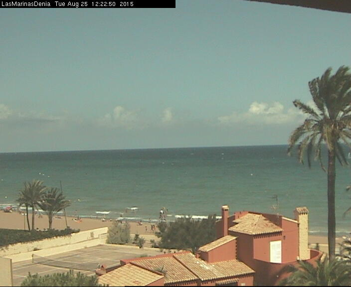 Webcam Dénia